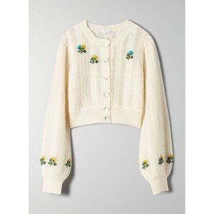 Le Fou Wilfred Polka Sweater